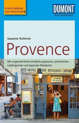 DuMont Reise-Taschenbuch Reiseführer Provence - Susanne Tschirner |