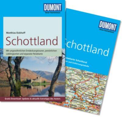 Reiseführer DuMont Verlag Großbritannien Schottland