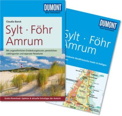 DuMont Reise-Taschenbuch Reiseführer Sylt, Föhr, Amrum - Claudia Banck pdf epub