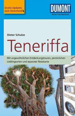 DuMont Reise-Taschenbuch Reiseführer Teneriffa, Dieter Schulze