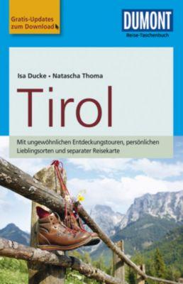 DuMont Reise-Taschenbuch Reiseführer Tirol