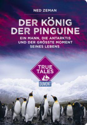 DuMont True Tales Der König der Pinguine, Ned Zeman