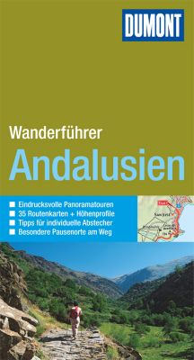 DuMont Wanderführer Andalusien - Jürgen Paeger pdf epub