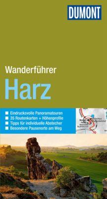 DuMont Wanderführer E-Book: DuMont Wanderführer Harz, Stefan Etzel, Achim Schnütgen