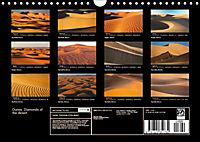 Dunes - jewels of the desert (Wall Calendar 2019 DIN A4 Landscape) - Produktdetailbild 13