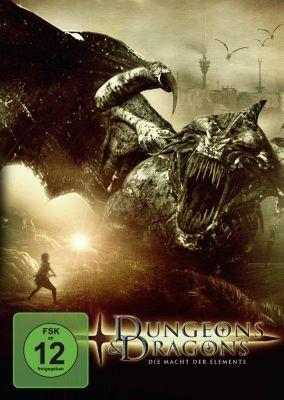 Dungeons & Dragons - Die Macht der Elemente, Robert Kimmel, Brian Rudnick