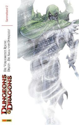 Dungeons & Dragons: Die Saga vom Dunkelelf, Sammelband, Robert A. Salvatore, Tim Seeley