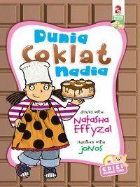 Dunia coklat Nadia, Natasha Effyzal