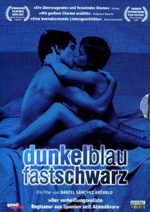 Dunkelblau fastschwarz, DVD, Daniel Sánchez Arévalo