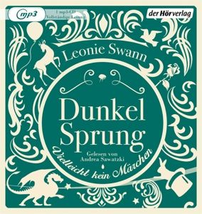 Dunkelsprung, 1 MP3-CD, Leonie Swann