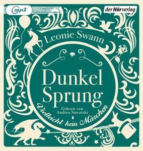 Dunkelsprung, 1 MP3-CD, Leonie Swann