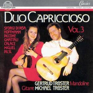 Duo Capriccioso Vol. 3, Duo Capriccioso