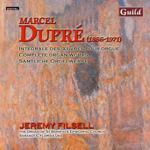 Dupre Orgelwerke Vol.10, Jeremy Filsell - Organ