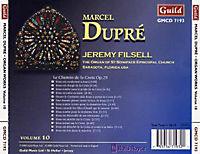 Dupre Orgelwerke Vol.10 - Produktdetailbild 1