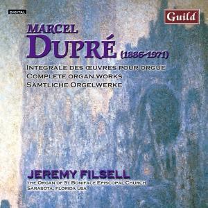 Dupre Orgelwerke Vol.11, Jeremy Filsell