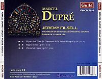 Dupre Orgelwerke Vol.11 - Produktdetailbild 1