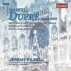 Dupre Orgelwerke Vol.5, Jeremy Filsell - Organ