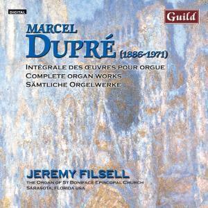 Dupre Orgelwerke Vol.7, Jeremy Filsell