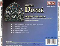 Dupre Orgelwerke Vol.7 - Produktdetailbild 1