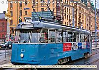 Durch die Welt mit der Straßenbahn (Tischkalender 2019 DIN A5 quer) - Produktdetailbild 1