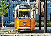Durch die Welt mit der Straßenbahn (Tischkalender 2019 DIN A5 quer) - Produktdetailbild 2