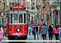 Durch die Welt mit der Straßenbahn (Tischkalender 2019 DIN A5 quer) - Produktdetailbild 6