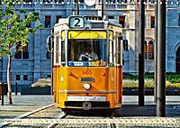 Durch die Welt mit der Straßenbahn (Wandkalender 2019 DIN A4 quer) - Produktdetailbild 2