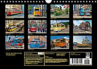 Durch die Welt mit der Straßenbahn (Wandkalender 2019 DIN A4 quer) - Produktdetailbild 13