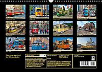 Durch die Welt mit der Strassenbahn (Wandkalender 2019 DIN A3 quer) - Produktdetailbild 13