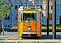 Durch die Welt mit der Straßenbahn (Wandkalender 2019 DIN A3 quer) - Produktdetailbild 2