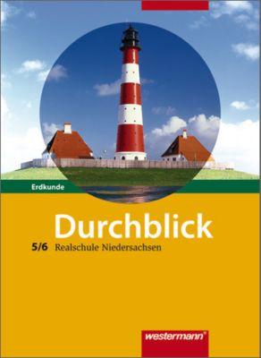 Durchblick Erdkunde, Realschule Niedersachsen (2008): 5./6. Schuljahr, Schülerband
