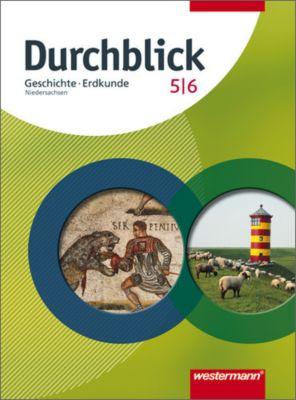 Durchblick, Hauptschule Niedersachsen (2008): Geschichte, Erdkunde, 5./6. Schuljahr, Schülerband