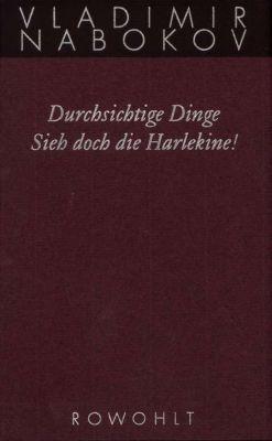 Durchsichtige Dinge / Sieh doch die Harlekine! - Vladimir Nabokov |