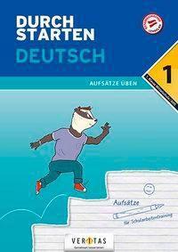 Durchstarten - Deutsch Mittelschule/AHS - 1. Klasse - Aufsätze - Gernot Blieberger pdf epub