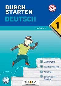 Durchstarten - Deutsch Mittelschule/AHS - 1. Klasse - Lernhilfe - Gernot Blieberger pdf epub
