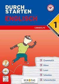 Durchstarten - Englisch Mittelschule/AHS - 1. Klasse - Lernhilfe