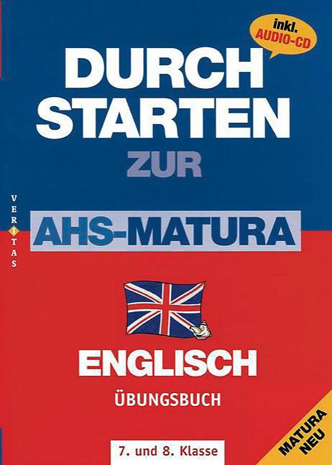 Durchstarten zur AHS-Matura Englisch, m  Audio-CD Buch