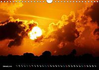 During the sunset (Wall Calendar 2019 DIN A4 Landscape) - Produktdetailbild 1