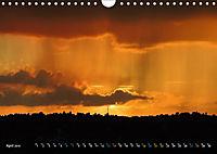 During the sunset (Wall Calendar 2019 DIN A4 Landscape) - Produktdetailbild 4