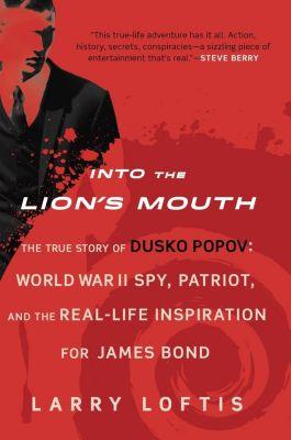 Dutton Caliber: Into the Lion's Mouth, Larry Loftis