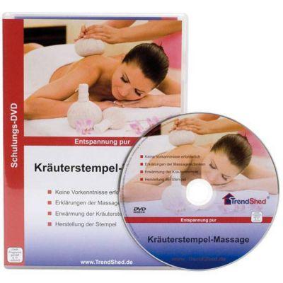Dvd Anleitung Kräuterstempelmassage