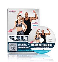 DVD Faszienballtraining inkl. Faszienball 2er Set - Produktdetailbild 1