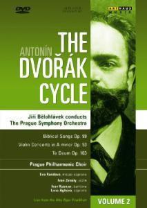 Dvorák, Antonin - The Antonin Dvorák Cycle, Vol.02 (NTSC), Randova, Zenaty