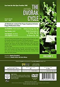 Dvorák, Antonin - The Antonin Dvorák Cycle, Vol.02 (NTSC) - Produktdetailbild 1