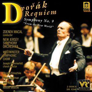 Dvorak:Requiem/Sinf.9, Zdenek Macal, New Jersey Symphony Orchestra