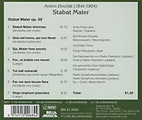 Dvorak/stabat Mater - Produktdetailbild 1