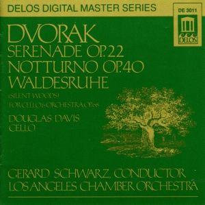 Dvorak/Str.Seren./Waldesr/+, Douglas Davis, Schwarz, Laco