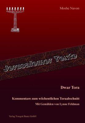 Dwar Tora - Moshe Navon |