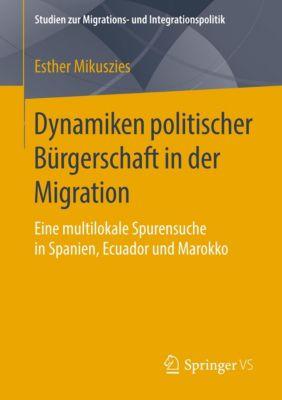 Dynamiken politischer Bürgerschaft in der Migration, Esther Mikuszies