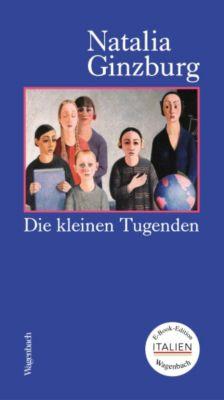E-Book-Edition ITALIEN: Die kleinen Tugenden, Natalia Ginzburg